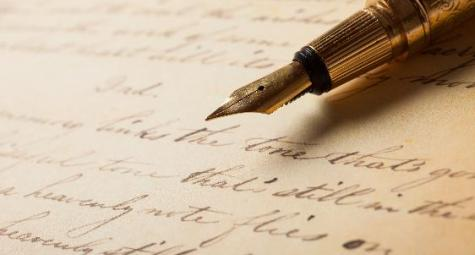 escrita antiga